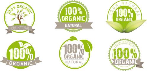 Ecology, green, bio, Organic, icons