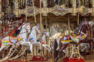 Kinderkarussell © Matthias Buehner