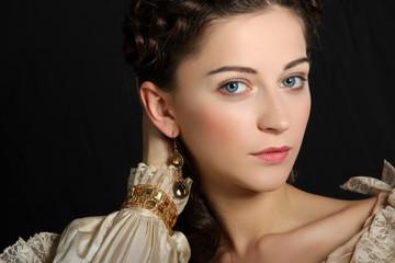 Baroque lady