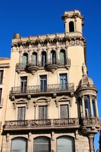 Neogotik à Barcelone
