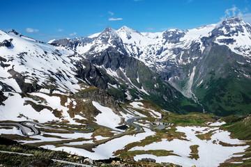 Landschaft Hohe Tauern