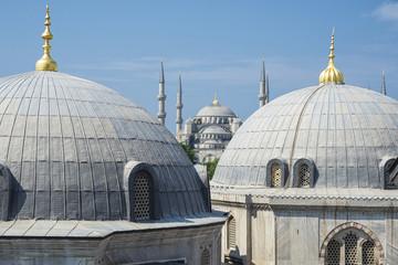 Tetti di Istanbul
