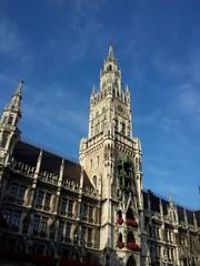 Munich Rathaus. Marien Plazt
