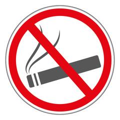 Schild, Rauchen nicht erlaubt!