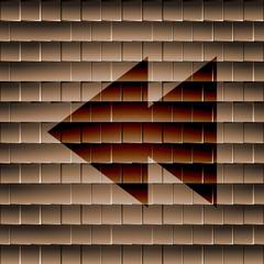 multimedia control. Flat modern web design