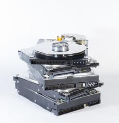 Festplatten - Datensicherheit