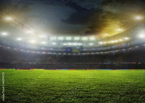 Papiers peints Magasin de sport stadium