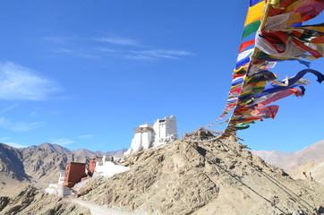 Tibet-Buddism flag