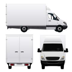 Cargo Van - Truck