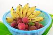 Banana litchi