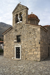 church in Peloponnese