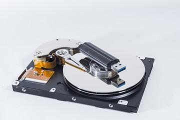 Festplatte und USB Stick - Datensicherheit