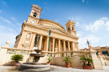 the Rotunda of Mosta is a Roman Catholic church in Mosta, Malta