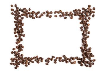 Kaffeebohnen-Rahmen