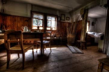 Historisches Wohnzimmer