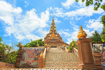 Phasornkaew Temple ,that place for meditation that practices, Kh
