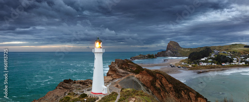 Castle Point Lighthouse - 66913725