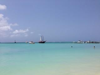 Aruba seaside