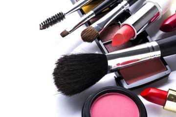 beautiful decorative cosmetics