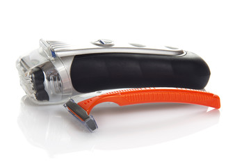 The safe and electric razor