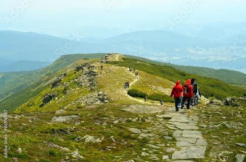 Górskim szlakiem - Babia Góra - 66916967