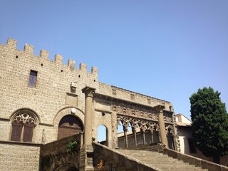 Palazzo dei Papi a Viterbo