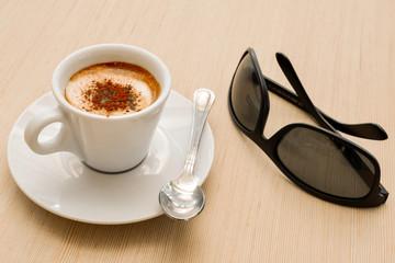 Caffè macchiato - foto ©Yuri Laudadio