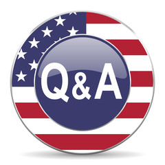 question answer american icon
