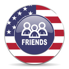 friends american icon