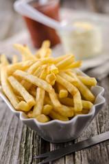 Pommes, Pommes frites, Kartoffel