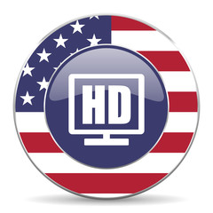hd display american icon