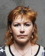 Frau Portrait