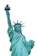 Статуя Свободы, Нью-Йорк.