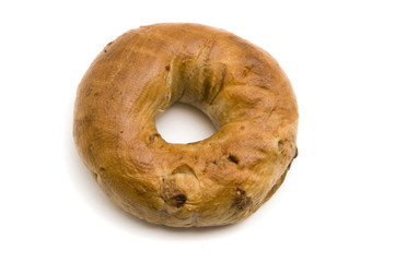 Single Cinnamon Bagel