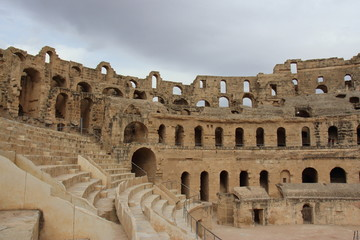 The Coliseum of El Jam