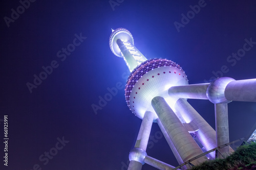 canvas print picture Oriental Pearl Tower
