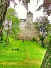 Castle bran, Transylvania romania Dracula