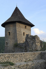 Tower of Somoska Castle