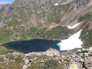 Erdemolo Lake in Trentino