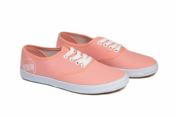 Women's shoes, pink shoes
