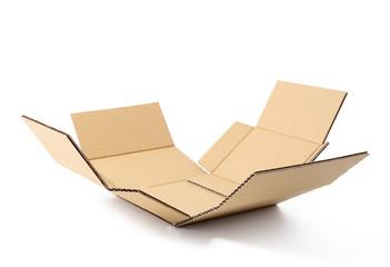 Carton box to fill