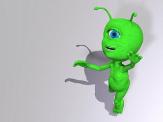 Extraterrestre - raggiungere