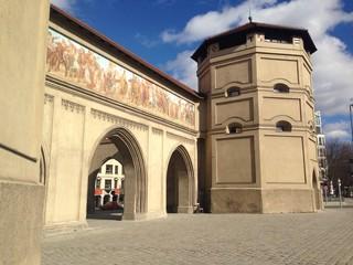 Munchen architecture