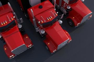 American Trucks Parking
