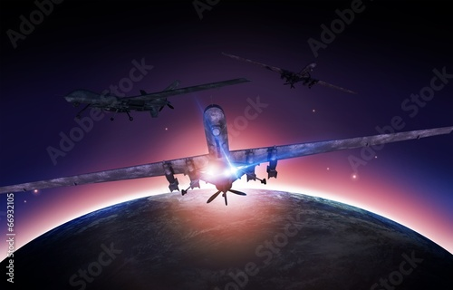 Airforce Drones Mission - 66932105