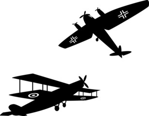 World War One planes