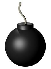 Bomb render design