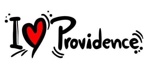 Providence love
