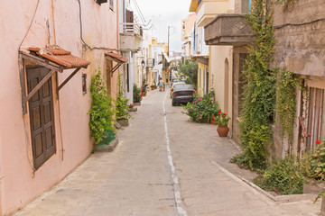 beautiful streets of Rethymno