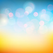 Vector soft colored smooth shine  background